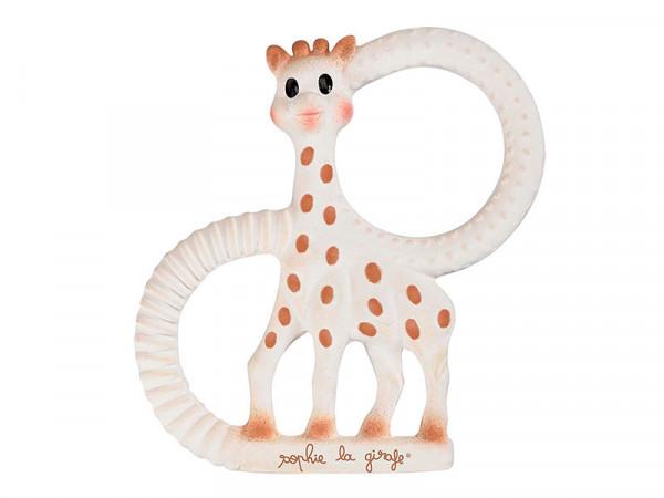Vulli Sophie la Girafe Baby Giraffe Beißring Natur-Kautschuk very soft
