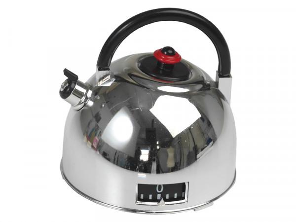 Rex London Küchentimer Eieruhr Küchenzeitmesser Wasserkessel Design