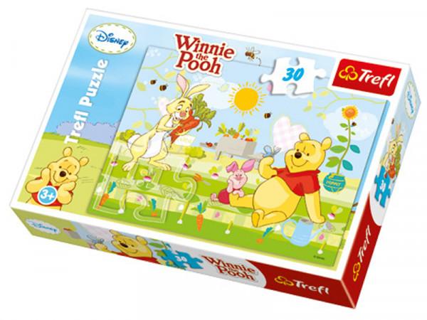 Winnie the Pooh Puzzle 30 Teile 20 x 26 cm